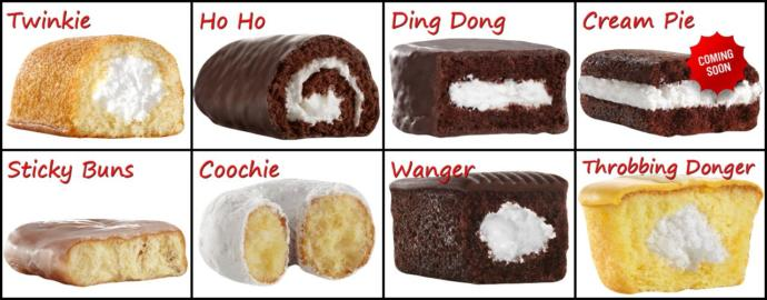 Wtf is wrong with hostess cupcakes?