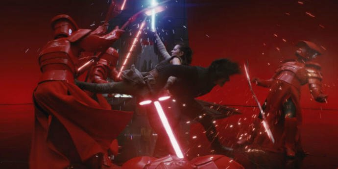 Which bad movie enraged you more, Justice League or The Last Jedi?