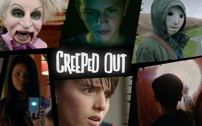 What is your opinion on the series Creeped Out?