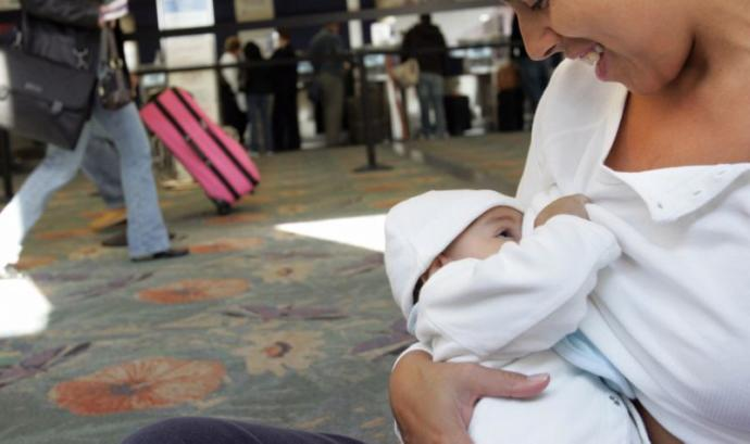 Trump signs bill requiring airports to provide breastfeeding areas, how do you feel about this?