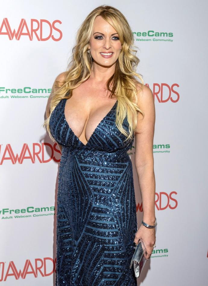 Will the porn star pay Trump's legal fees?