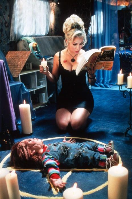 Has anyone played ouija board or done a sayonce on halloween? or spells?