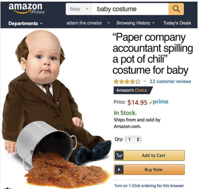 Is this the best costume for a baby?