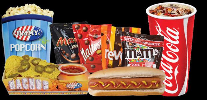 What cinema food do you prefer?