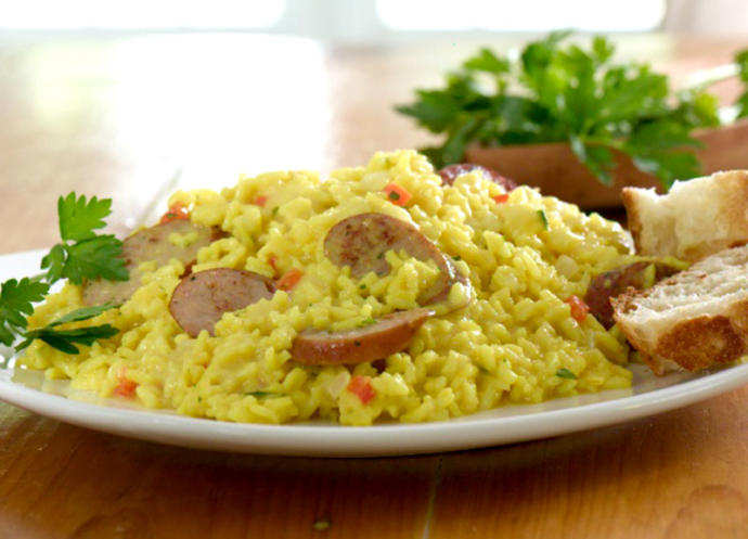 What is your favorite dish to eat with rice?