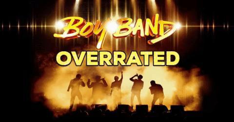 What boy band is the most overrated?