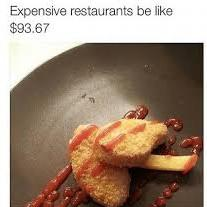 Are you good at picking restaurants or places to eat?