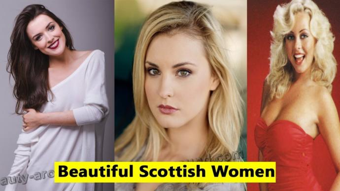 Do you find Scottish women to be one of the most beautiful in the world?