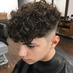 Is this kind of hair (perm) attractive?