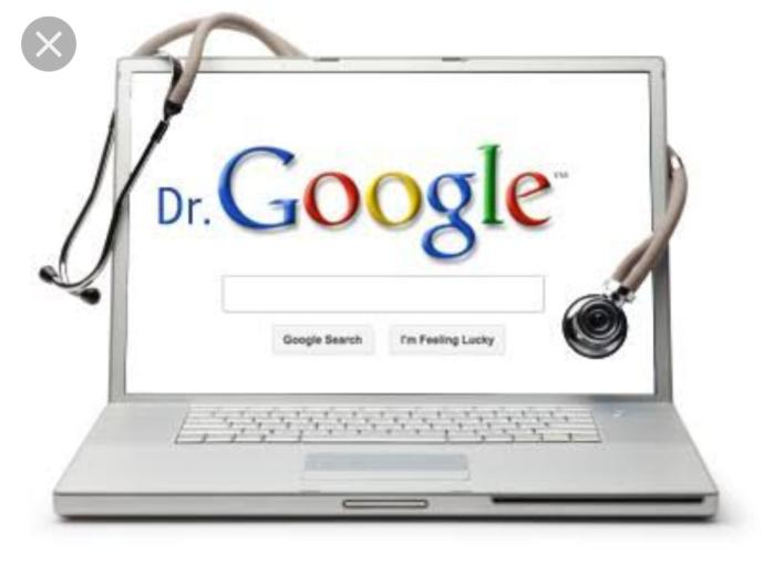 Is it ever helpful for you when people post opinions to your questions by copying and pasting information care of Google Doctor?