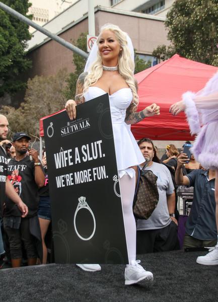 What do you think of slutwalks?
