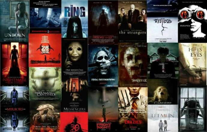 What are your favorite horror movies?