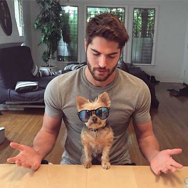 Ladies, do you see guys who have pets as better partners?