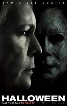 Have any of you watched the new Halloween movie yet?