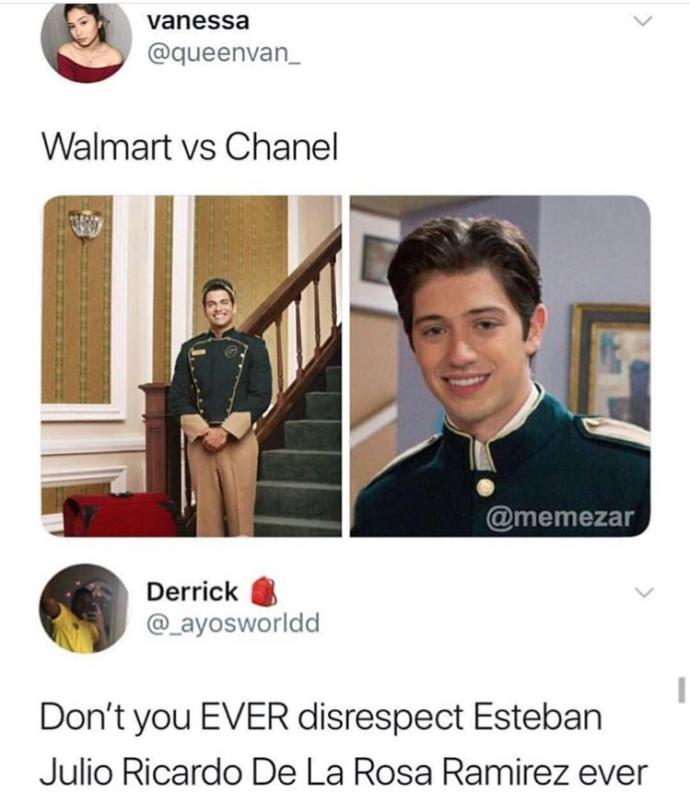 TONY vs ESTEBAN / Who's Your Favorite?