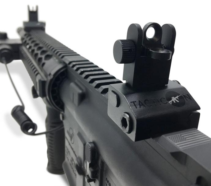 What is the difference between a Red-Dot Sight and a Laser Sight?