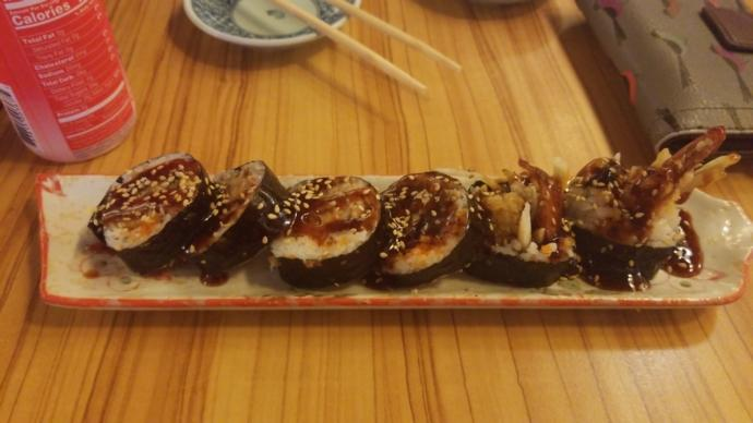 Have you ever tried eel?