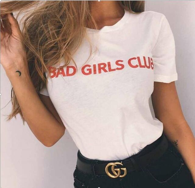"""Is it wrong that I'm into """"bad girls""""?"""