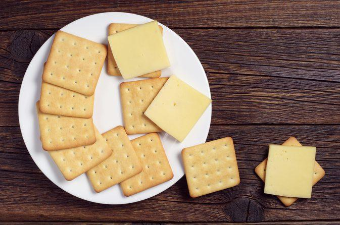 Do you like cheese and crackers?
