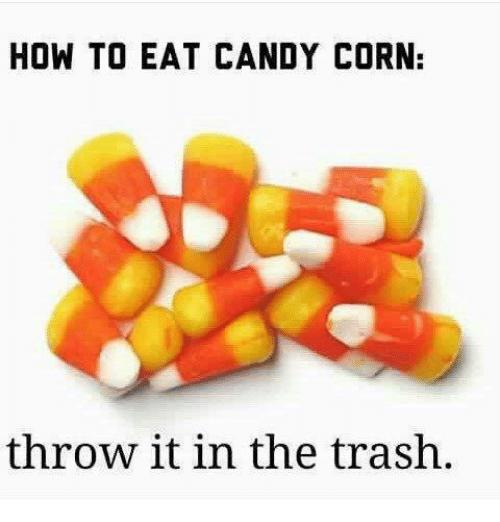 Does anybody like candy corn?