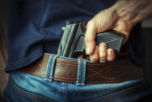 Would you risk your life to stop a shooting?