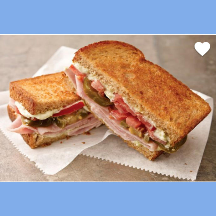 If you were to get things from your refrigerator to make a sammich with what you have on hand, right now what kind of sammich would it be?