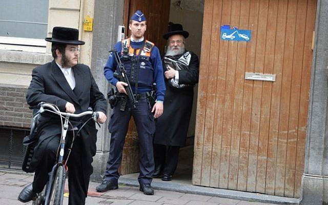 Should Synagogues and Jewish schools have armed guards here in the US just like they do in Europe to prevent attacks?