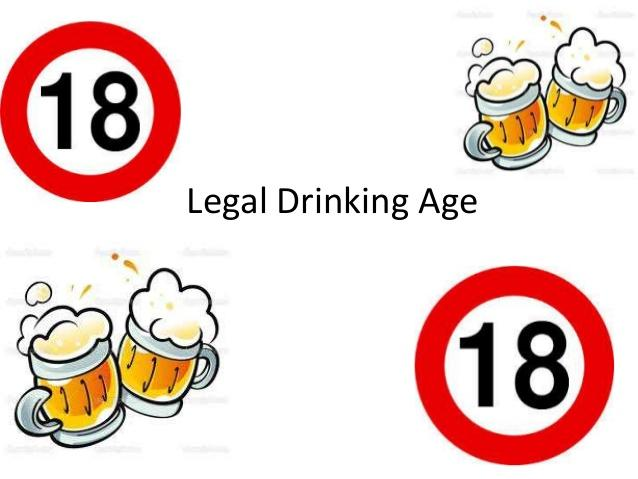 When you were underage / below the legal drinking age, were you able to buy and consume alcohol?