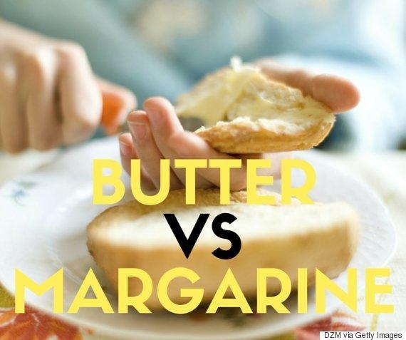 Do you prefer butter or margarine?