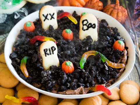 What is your favorite Halloween food?