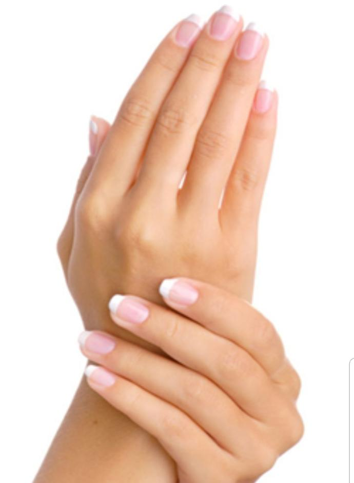 Guys, what do you consider big hands for a girl?