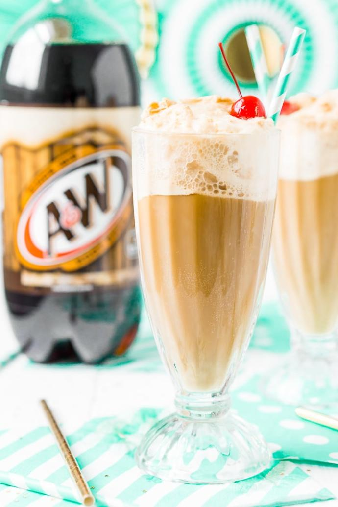 Root-Beer Float or Coke-Float/Other?