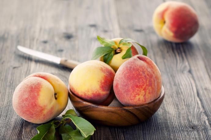 Do you like peaches?