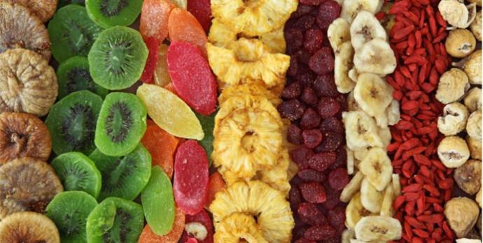 Do you like dried fruit?