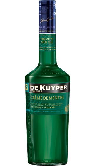 Do you like Crème de Menthe?