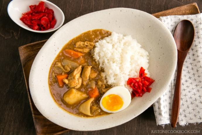 Which cuisine has the best curry?