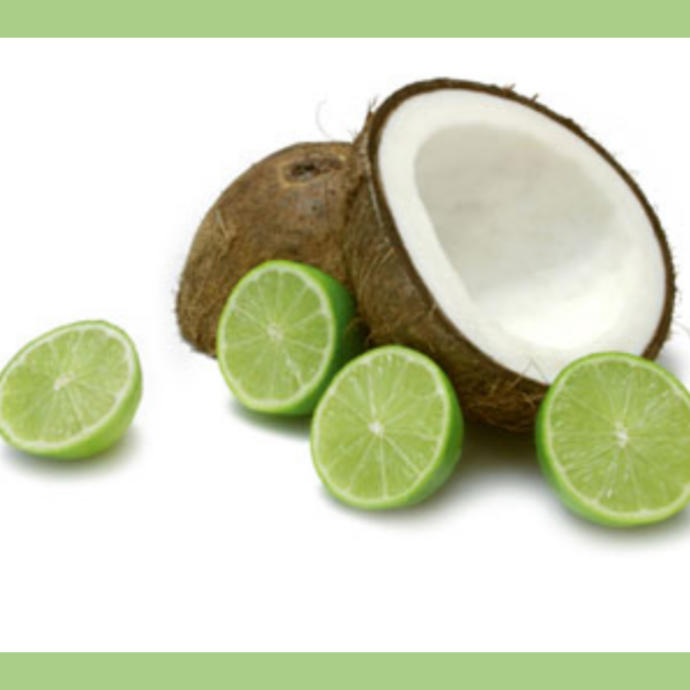 Have you ever put the lime in the coconut?