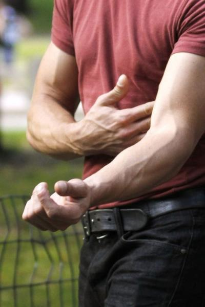 To veiny big arms get how Train For