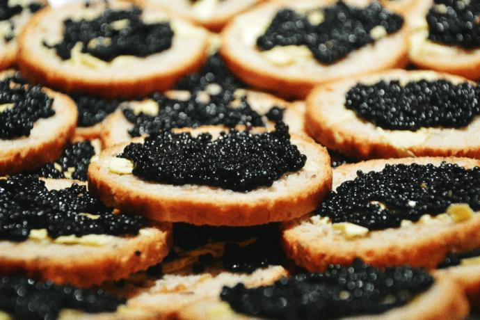 Have you ever tried caviar?