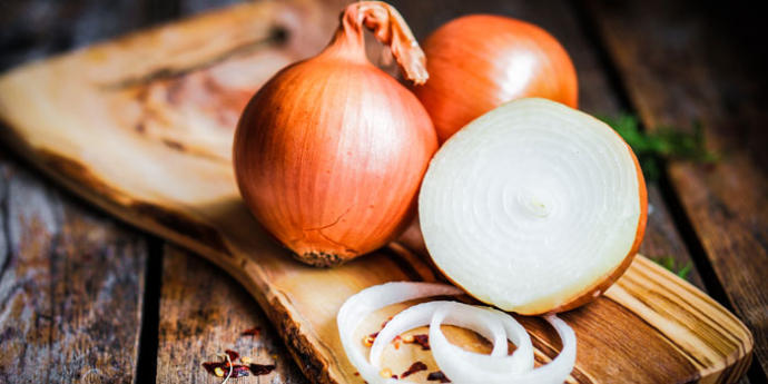 Do you prefer red or brown onion?