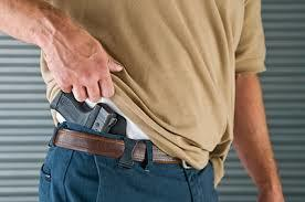 Girls would you date a guy who carries a firearm?
