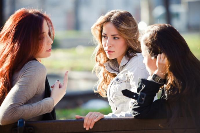 How do you respond when a close friend has skepticism about your new relationship?