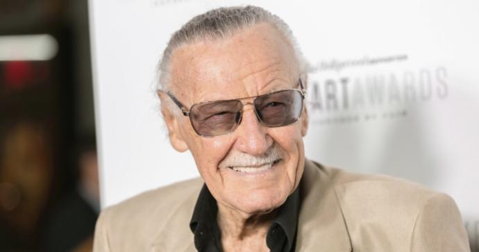 CAN YOU GUYS BELIEVE STAN LEE IS DEAD?