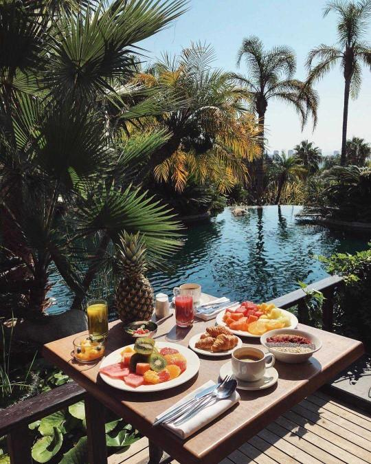 Do you always eat a good breakfast to kick start your day?