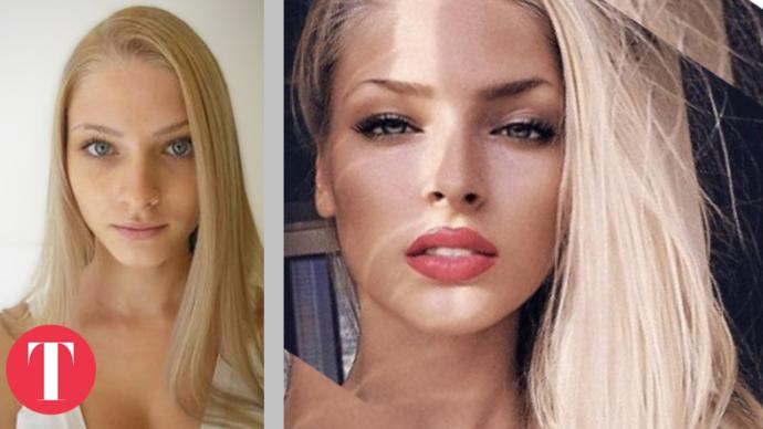 Could you get into a serious relationship with a woman who has had a lot of plastic surgeries to be beautiful?