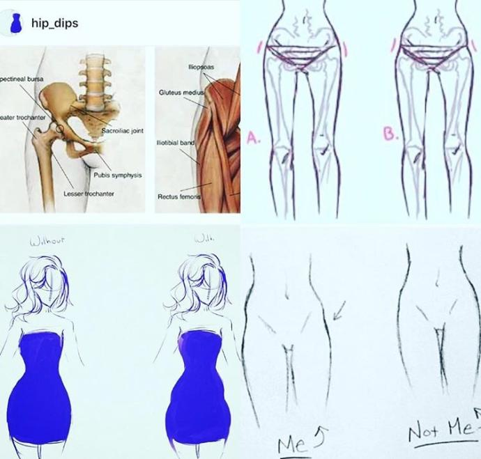 Violin hips/dip hips: who do you think?