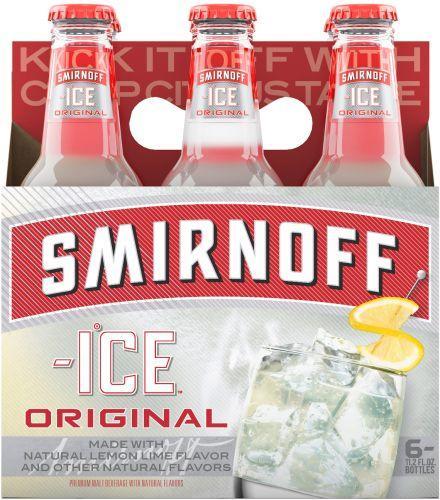 Do you like Smirnoff Ice?