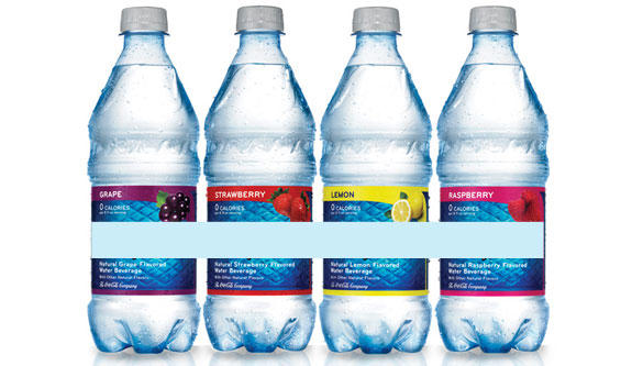 Do you like flavored water?