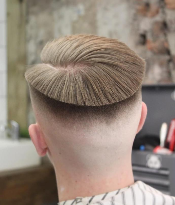 I paid 75 Euros for this haircut, how do you like it?
