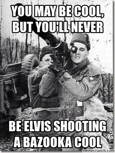 Liberals throw out the racist slur once again after Elvis is nominated for freedom medal by the President. Does racist mean nothing anymore?
